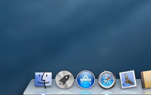 Mac mini (2011) 起動時にDockが表示されない時にやったこと。