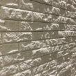 本物の石壁みたい!リビングの一角に石材調クッションブリックタイルを貼りました。(DIY)